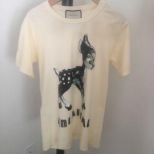 Gucci Bambi T Shirt